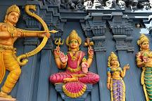 Ksheera Ramalingeswara Swamy Temple, Palakollu, India