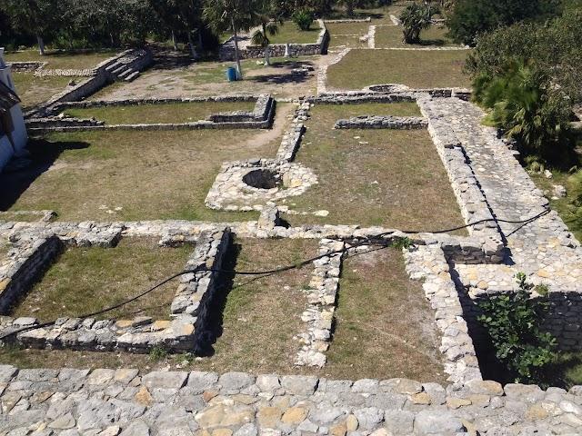 Zona Arqueológica de Xcambo