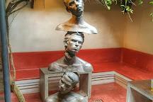 Kashi Art Gallery, Kochi (Cochin), India