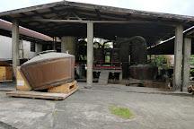 River Antoine Estate Rum Distillery, Grenada