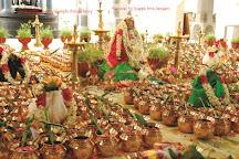 Sri Ayyappa Swamy Temple, Pondicherry, India
