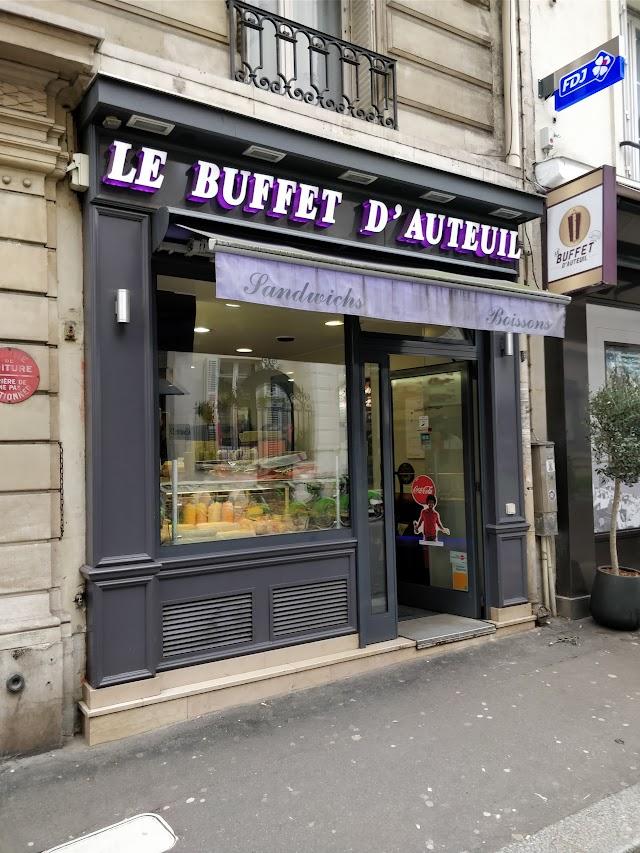 Le Buffet d'Auteuil