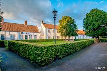 Beguinage, Hoogstraten, Belgium