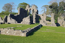 Inch Abbey, Downpatrick, United Kingdom