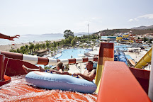 Yali Castle Aquapark, Gumuldur, Turkey