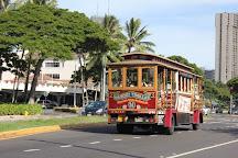 Waikiki Trolley, Honolulu, United States