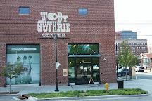 Woody Guthrie Center, Tulsa, United States