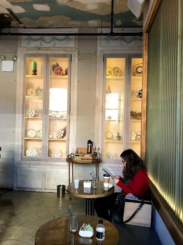 Cafe At Sel Rrose