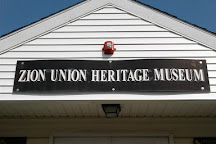 Zion Union Heritage Museum, Inc., Hyannis, United States