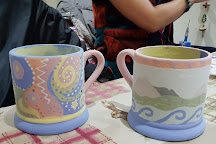 Baked Well Pottery Painting, Bakewell, United Kingdom