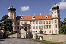 Mnisek pod Brdy Castle, Mnisek pod Brdy, Czech Republic