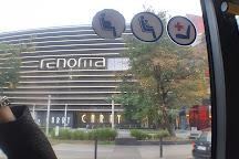 Renoma Shopping Mall, Wroclaw, Poland