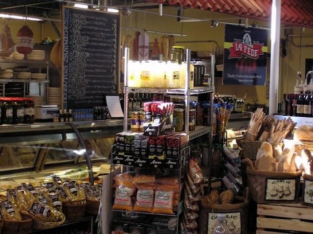 Mossuto's Market & Cafe