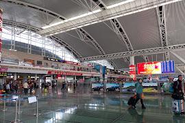 Железнодорожная станция  Guangzhou South