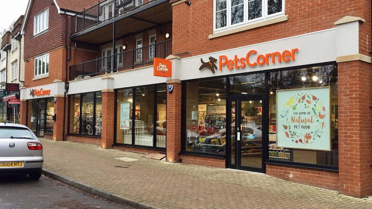 Pets Corner Kingswood store