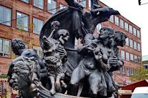 Ship of Fools, Nuremberg, Germany