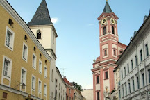 St. Paul Church, Passau, Germany