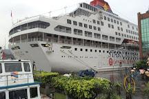 Keelung Harbor, Zhongzheng District, Taiwan