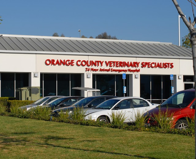 VCA Orange County Veterinary Specialists