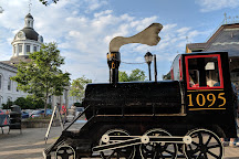 Engine 1095, Kingston, Canada