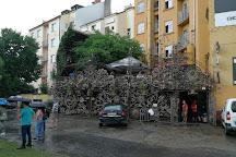 Cross Club, Prague, Czech Republic