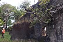 Bunce Island, Freetown, Sierra Leone