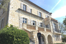 Musee Renoir, Cagnes-sur-Mer, France
