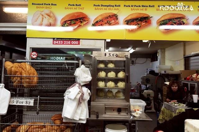 Viet Hoa Hot Bread