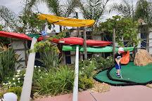 Footbridge Mini Golf, Icecream & Lolly Shop, Lakes Entrance, Australia
