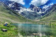 Monumento Natural El Morado, San Jose de Maipo, Chile