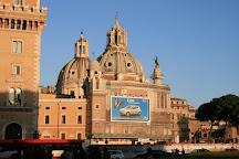 Piazza Vittorio Emanuele II, Rome, Italy