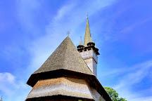St Nicholas Church in Budesti Josani, Budesti, Romania