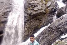 Hadsar Waterfall, Bharmour, India