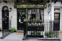 Sherlock Holmes Museum, London, United Kingdom