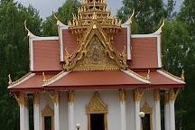 Thailandska paviljongen, Sundsvall, Sweden