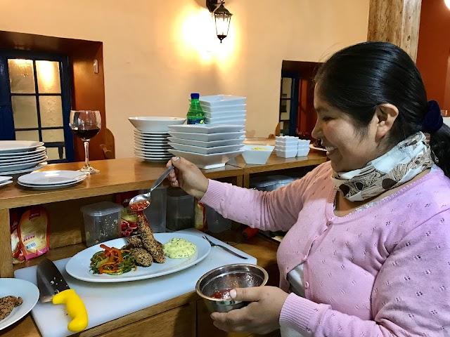 Mamá Seledonia Restaurant