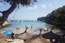 Playa Nudista El Mago, Calvia, Spain