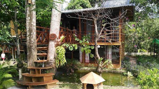 Phu Quoc Village Bungalow Lotus Lodge