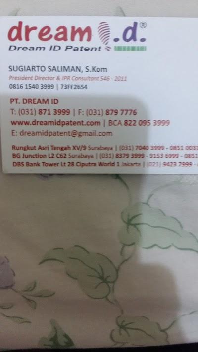 Surabaya Patent Services - DREAM ID
