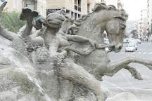 Fontana di Proserpina, Catania, Italy
