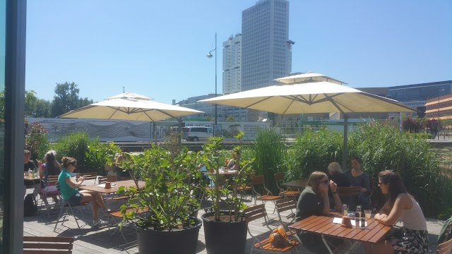 Het Nieuwe Cafe Rotterdam