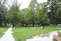 Il Sentiero degli Gnomi, Bagno di Romagna, Italy
