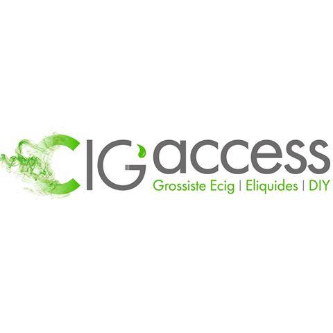 Cig'Access - Grossiste en cigarette électronique