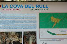Cueva del Rull, Vall de Ebo, Spain