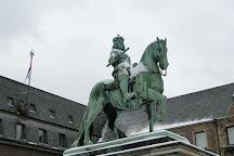 The Rider (Jan-Wellem-Reiterstandbild), Dusseldorf, Germany