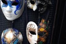 benor maschere, Venice, Italy
