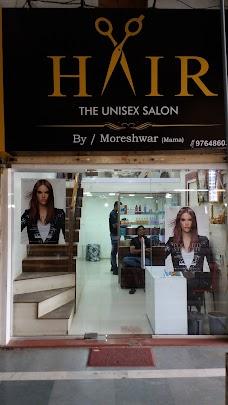 HAIR THE UNISEX SALON amravati