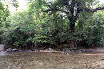 Bugang River, Pandan, Philippines