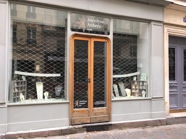 Atelier-boutique: Jocelyne Aubree