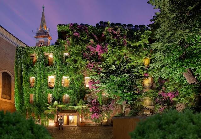 Hotel Raphael - Relais Chateaux